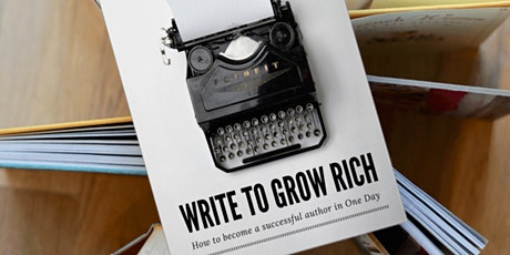 Write to Grow Rich Online Course tickets