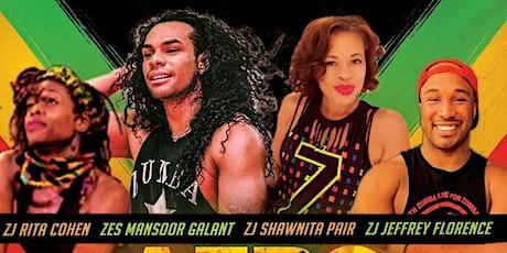 Afro Reggaeton Mash Up tickets