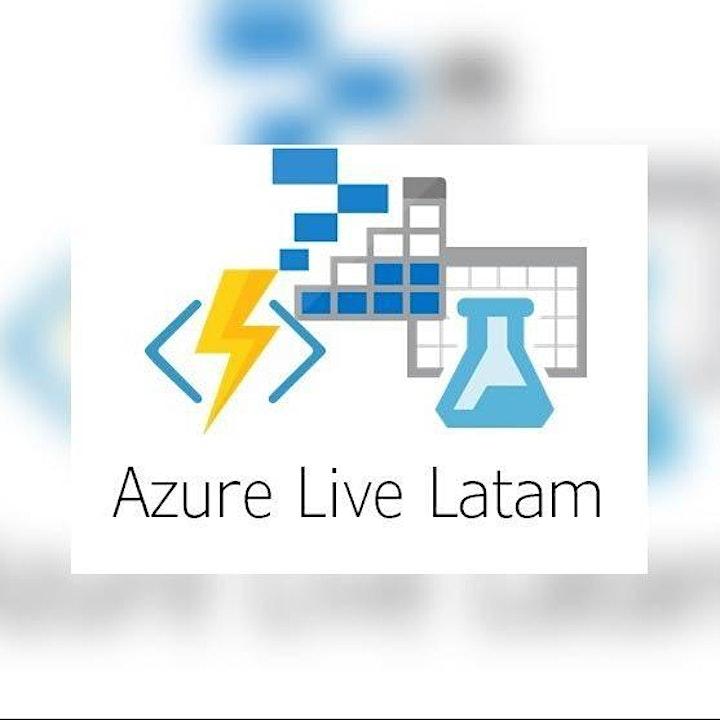 Imagen de Azure Live Latam 2020
