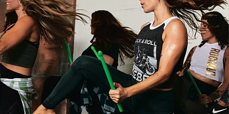 Introductory Pass - Women's Drum Fitness (POUND) Express–Online Live Class tickets