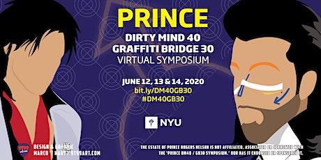 Prince DM40GB30 Virtual Symposium tickets