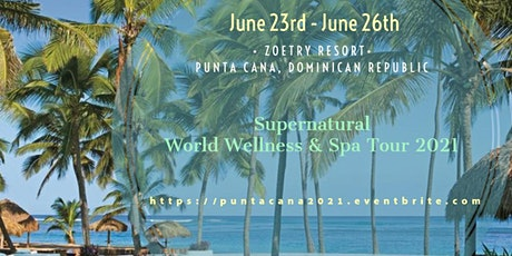 Supernatural World Wellness & Spa Tour 2021 tickets