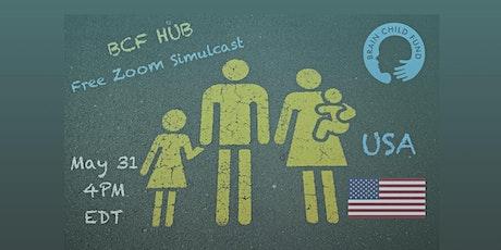 BCF Hub Zoom Simulcast (USA) tickets