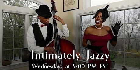 Intimately Jazzy On Instagram Live Tickets