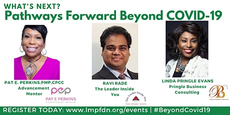 What's Next? Pathways Forward Beyond Covid-19 tickets