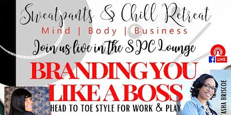 Branding You Like a Boss tickets