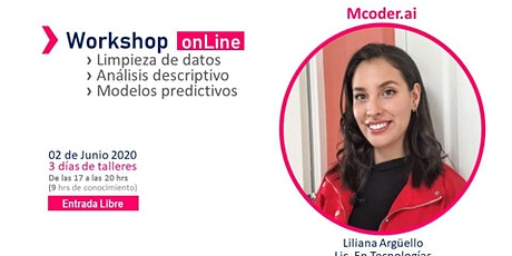 Workshop onLine for Data Science with Python (parte 2) entradas