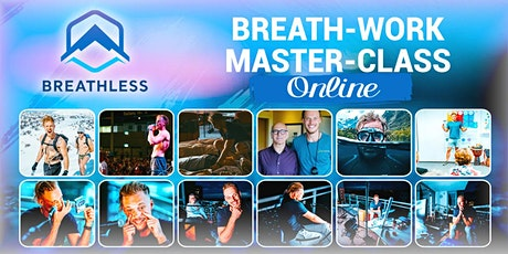 Breathless 5 Week Masterclass Series tickets