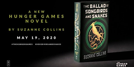 Teen Book Club - The Ballad of Songbirds and Snakes (A Hunger Games novel) tickets