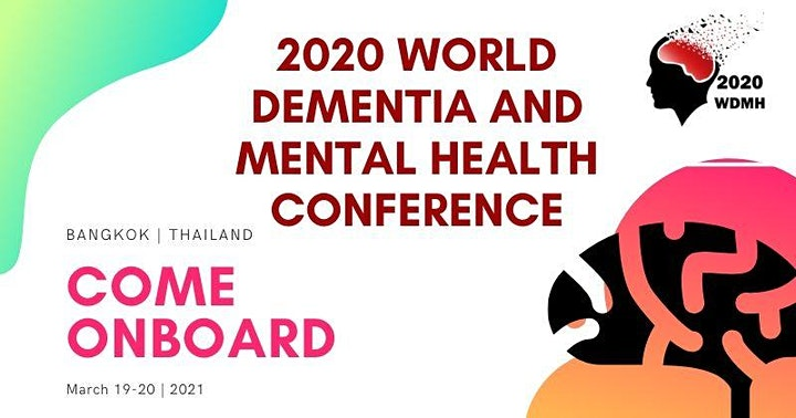 2020 World Dementia and Mental Health Conference image