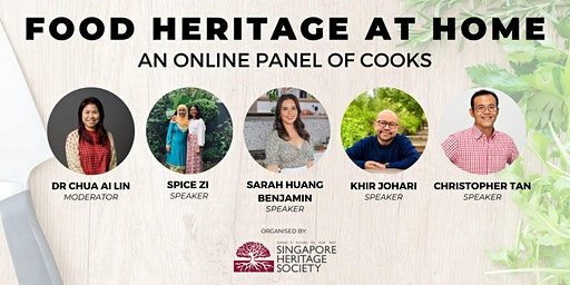 Food Heritage at Home: an Online Panel of Cooks