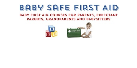 Baby First Aid Course - Online & Interactive tickets
