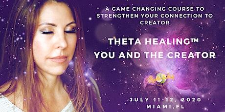 Theta Healing™  You and the Creator tickets