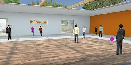 Veranstaltungen selber leiten in 3D-Räumen - für erfahrene Aufsteller Tickets