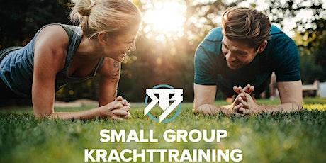 REBODY ROERMOND - Small Group Krachttraining tickets