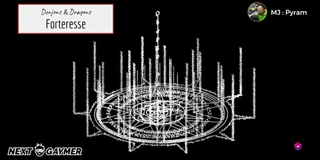 D&D5 - Forteresse - par Pyram billets