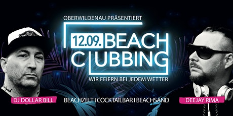 Beachclubbing Oberwildenau 2020 Tickets