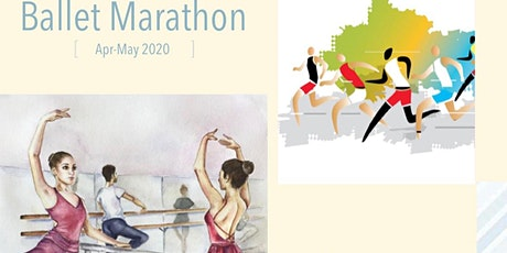 Join our Ballet Marathon, Free Ballet class everyday since April 2020! tickets