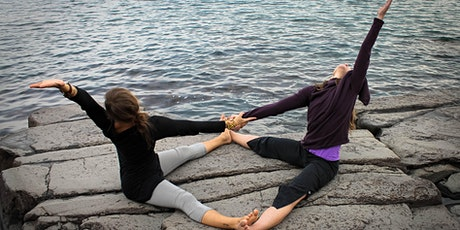 Yogi Date Night:  Special Two Hour Thai Bodywork and Partner Yoga Class tickets