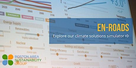 En-ROADS: Climate Change Solutions Simulator tickets