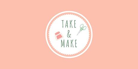 Take & Make Adult Craft Program tickets