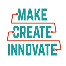 Make Create Innovate logo