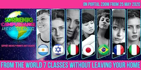 Campus Dance | Live Online Classes tickets