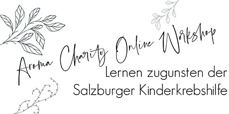 Aroma Charity Online Workshop Tickets