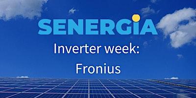 Inverter week – Fronius