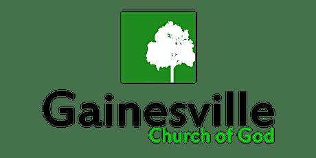 Gainesville Church - Sunday Worship tickets