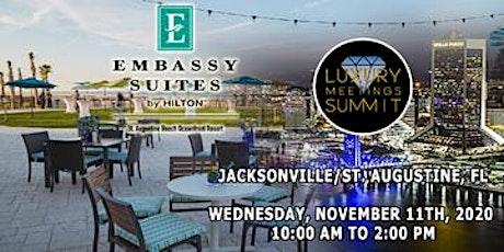 Jacksonville: Luxury Meetings Summit @ Embassy Suites St Augustine Beach tickets