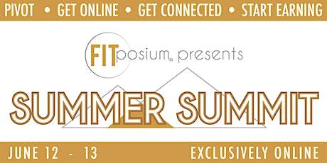 FITposium 2020 Summer Summit tickets