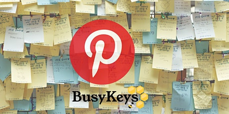 Online Brainstorming Session-  Pins for Pinterest tickets