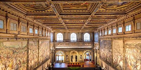 I capolavori nascosti di Palazzo Vecchio biglietti