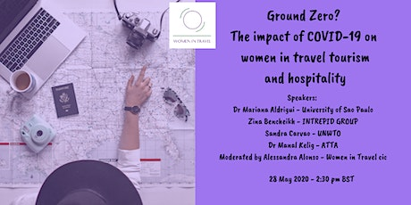 Ground Zero? The impact of Covid-19 on women in travel,tourism, hospitality tickets