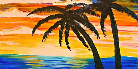 Paint Wine Denver Paradise Vacation Sat July 18th 7pm $40 tickets