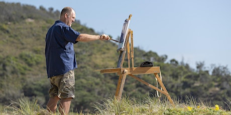 SOLD OUT - Noosa 3 Day Plein Air Painting Workshop tickets