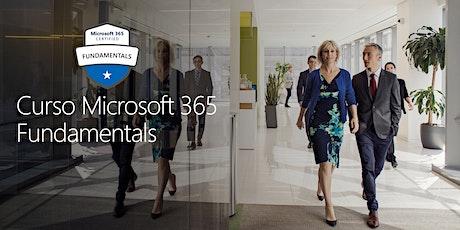 Curso Online MS-900T01-A: Microsoft 365 Fundamentals -Gratis entradas