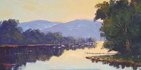 Noosa River Painting Workshop tickets