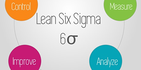 Six Sigma Green Belt Training and Certification tickets
