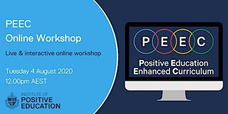 PEEC Online Workshop (August 2020) tickets