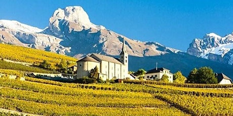 The Wine Diva: Wines of the Alps Tickets