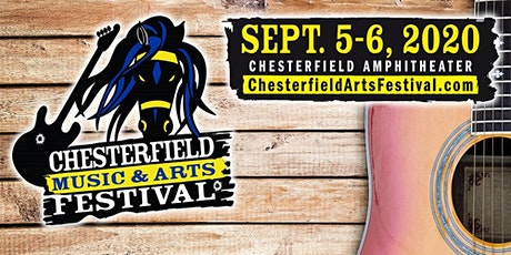 2020 Chesterfield (St Louis) Music & Arts Festival tickets