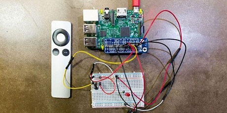 Houston Raspberry Pi Meetup: Hack and Tell (Remote edition) tickets