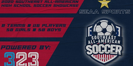 2020 Southeast All-American Soccer Showcase (Powered by 323 Sports) tickets
