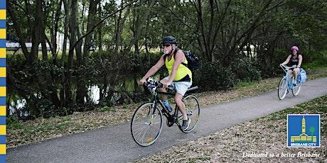 Brisbane by Bikeway: Norman Creek tickets