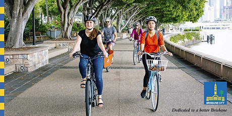 Brisbane by Bikeway: South Bank to West End tickets