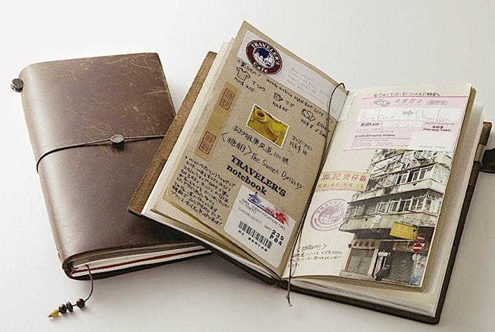Online TN Gathering: Traveler's Notebook Users Meetup! image