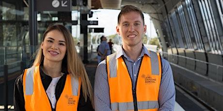 Webinar:  Introduction to Rail Signal Engineering Swinburne University only tickets