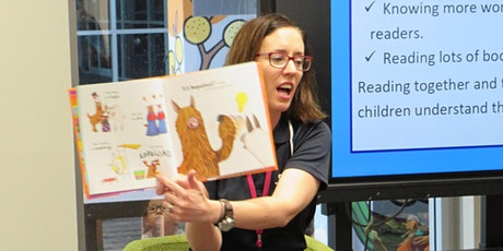 Virtual Pre-school Storytime with Stirling Libraries